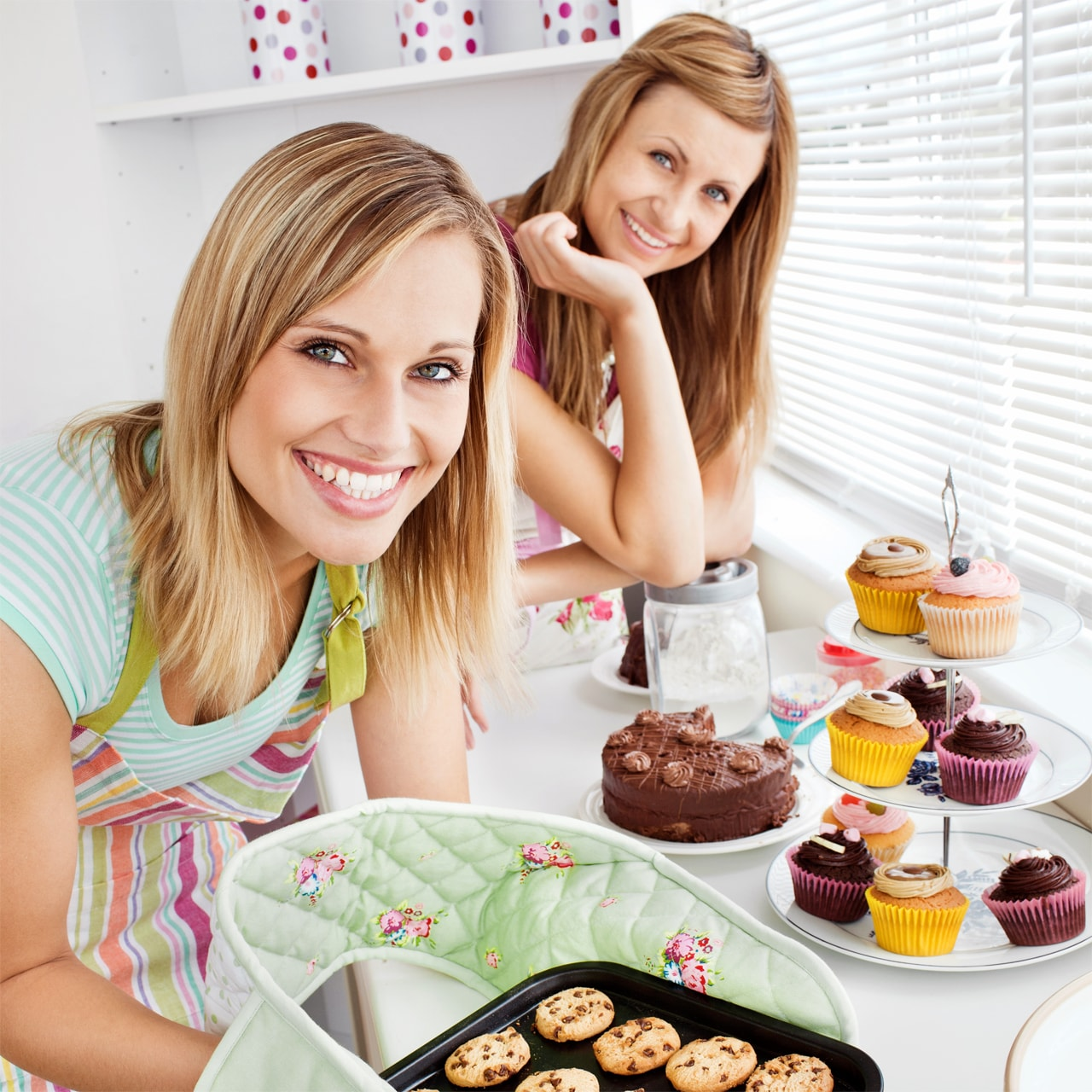 Baking With Healthy Sweetner