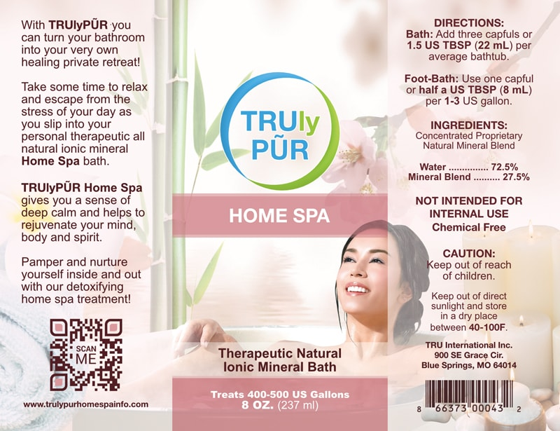 TRUlyPŨR HOME SPA